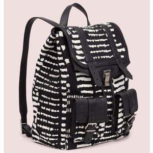 Proenza Aztec print bagpack